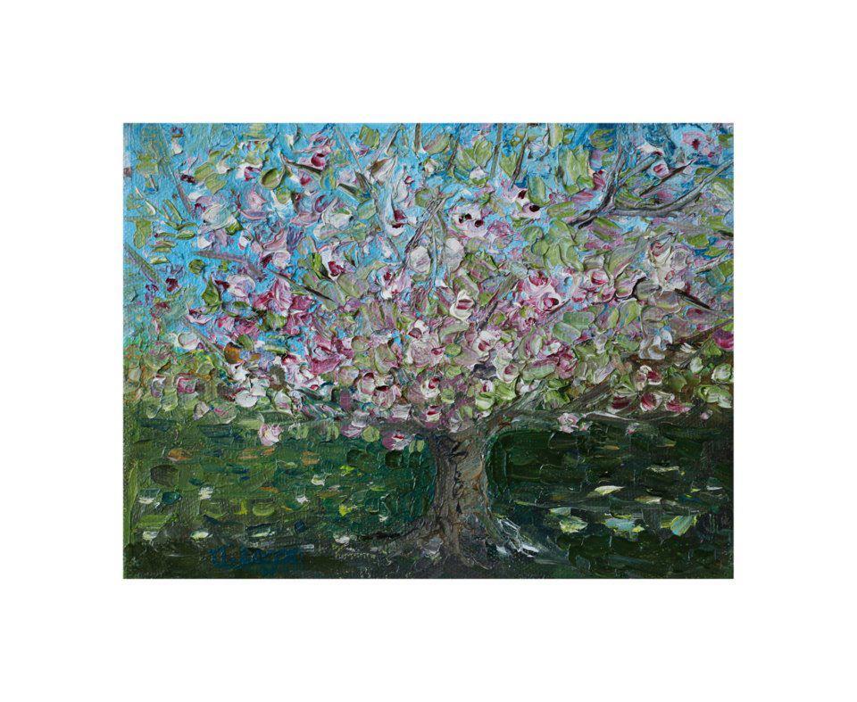 Cherry Blossom Study II